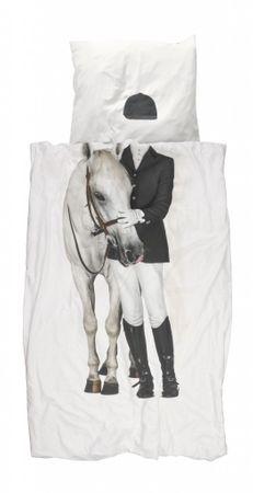 Snurk Bettwäsche Amazone Pferd – Bild 1