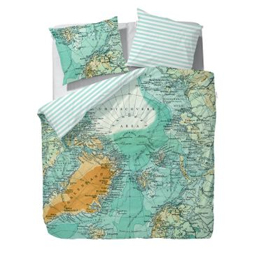 Covers&Co Bettwäsche North Pole multi Renforcé