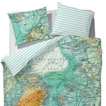 Covers&Co Bettwäsche North Pole multi Renforcé – Bild 2