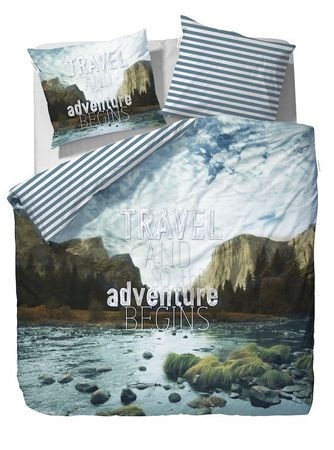 Covers&Co Renforcé Bettwäsche Adventure multi – Bild 1