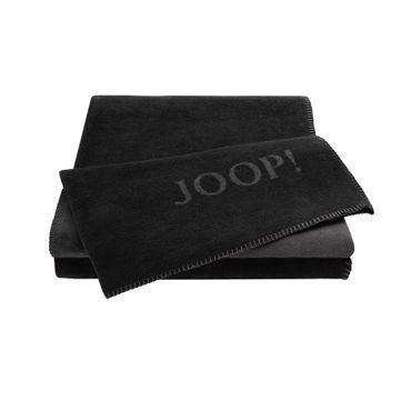 JOOP! Wohndecke Kuscheldecke UNI Doubleface 150x200 cm – Bild 4