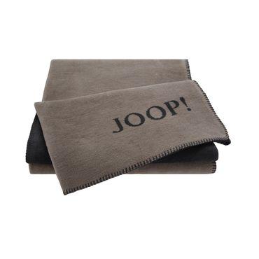JOOP! Wohndecke Kuscheldecke UNI Doubleface 150x200 cm – Bild 7