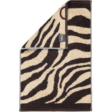 Cawö Handtücher Instinct Zebra braun 562-30 – Bild 3