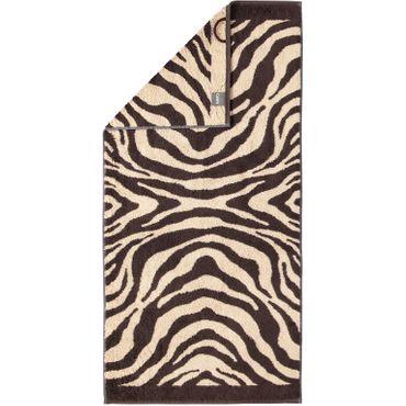 Cawö Handtücher Instinct Zebra braun 562-30 – Bild 5