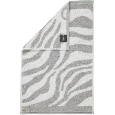 Cawö Handtücher Instinct Zebra silber 562 76 – Bild 3