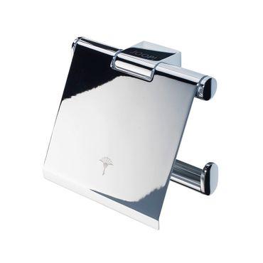 JOOP! Fixed Accessoires WC Papierhalter mit Deckel chrom