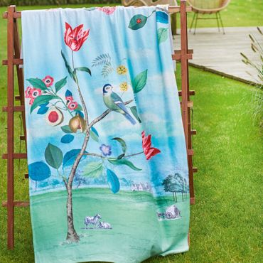 Pip Studio Strandlaken Feeling fruity multi 100x180 cm