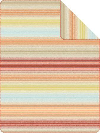 Ibena Kuscheldecke Jacquard Sorrento 1466-100 150x200 cm – Bild 1