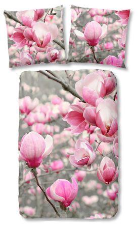 good morning Bettwäsche 5077 Magnolia grey – Bild 1