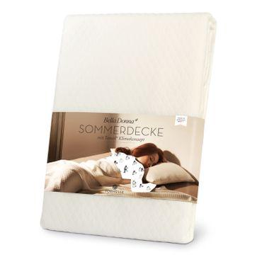 Formesse Bella Donna Sommer- und Tagesdecke weiß 150x220 cm – Bild 1