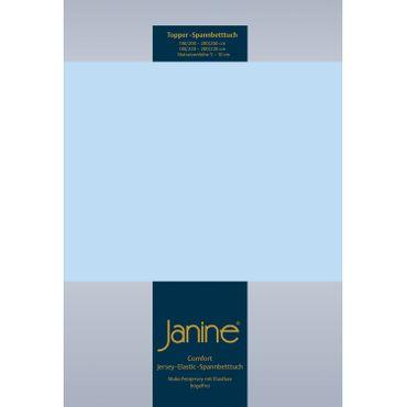 Janine Topper Spannbettlaken Elastic 5001 – Bild 8