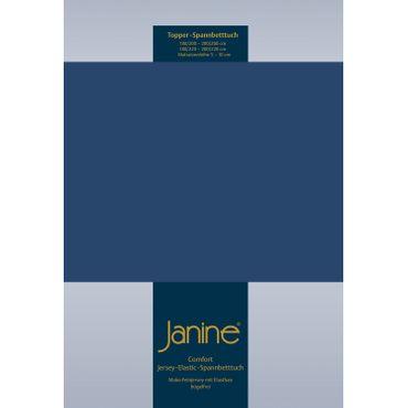 Janine Topper Spannbettlaken Elastic 5001 – Bild 13