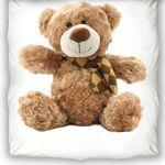 Schwanberg Bettwäsche Teddybär Kiddies Renforcé Knudelbär