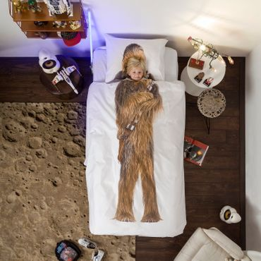 Snurk Bettwäsche Star Wars Chewbacca Limited Edition Perkal – Bild 3