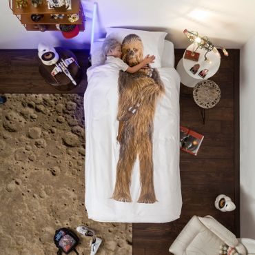 Snurk Bettwäsche Star Wars Chewbacca Limited Edition Perkal – Bild 2