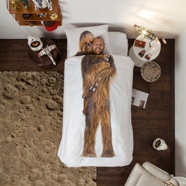 Snurk Bettwäsche Star Wars Chewbacca Limited Edition Perkal – Bild 5