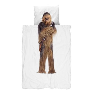 Snurk Bettwäsche Star Wars Chewbacca Limited Edition Perkal – Bild 1