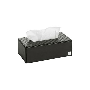JOOP! Bathline Papiertuchbox rechteckig schwarz