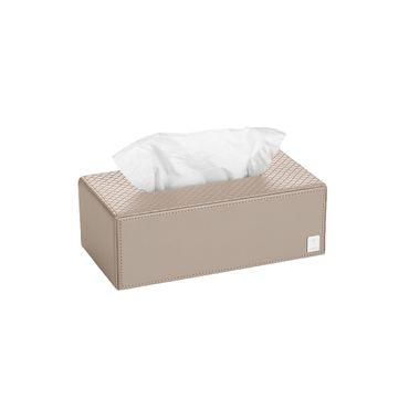 JOOP! Bathline Papiertuchbox rechteckig grau