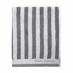 Marc O'Polo Handtücher Classic Stripe grey white