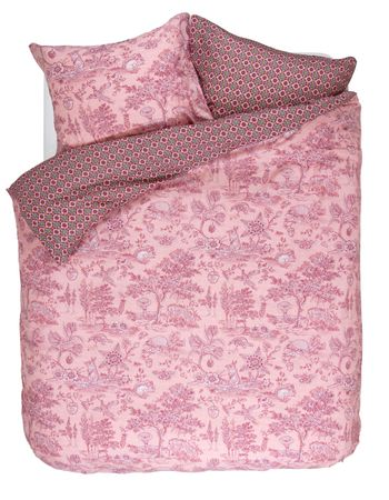 Pip Studio Bettwäsche Hide and Seek pink Perkal