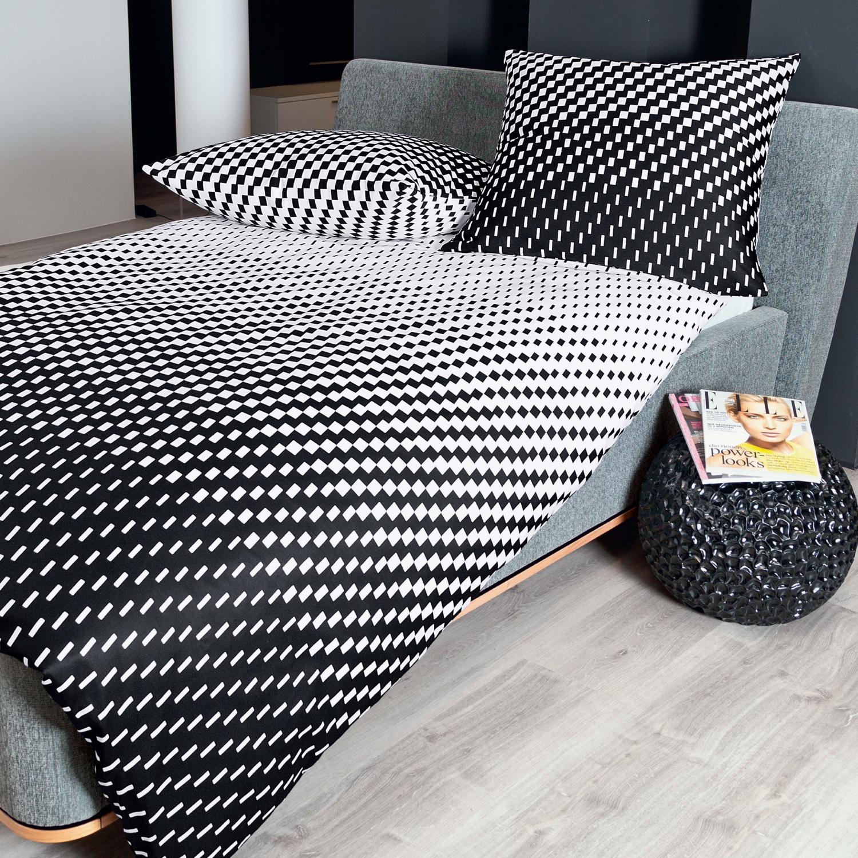 bettwsche 200x200 schwarz wei excellent kaeppel biber bettwsche set prime time rot schwarz wei. Black Bedroom Furniture Sets. Home Design Ideas
