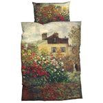 Claude Monet Bettwäsche Künstlerhaus