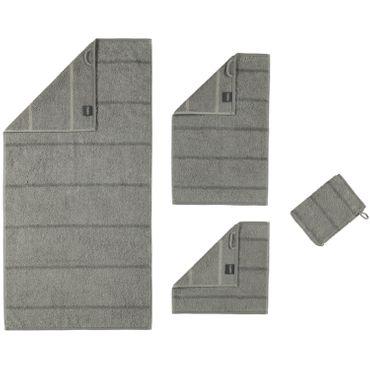 Cawö Handtücher Code 634 33 greige – Bild 1