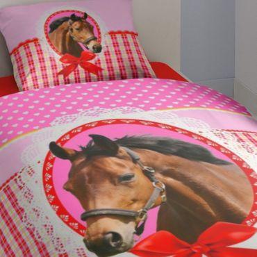 Good Morning Bettwäsche 6215 My Horse multi – Bild 7