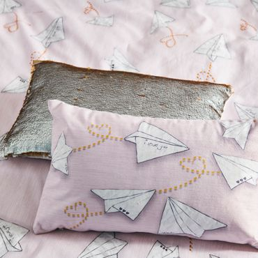 Covers & Co Bettwäsche Loveletter Rose Grey Renforcé – Bild 4