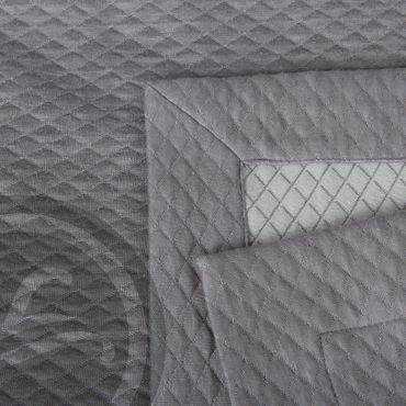 Formesse Bella Donna Sommerdecke hellanthrazit 150x220 cm – Bild 1