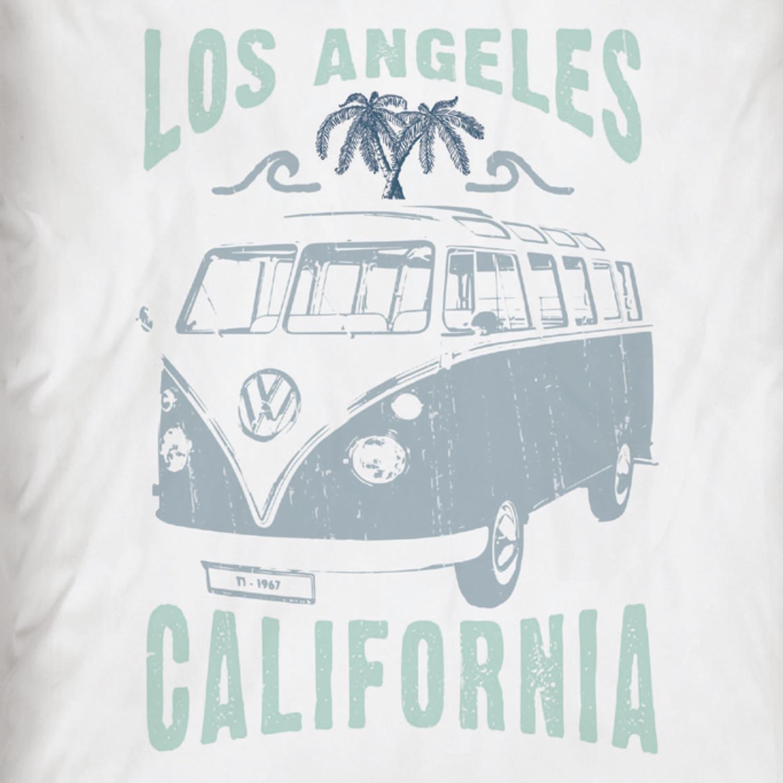 Volkswagen Bettwäsche Vw Bulli T1 Los Angeles Renforcé