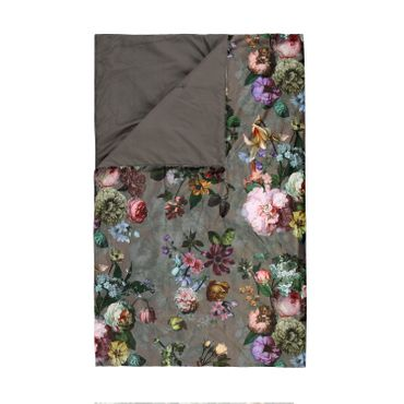 Essenza Tagesdecke Quilt Fleur Taupe