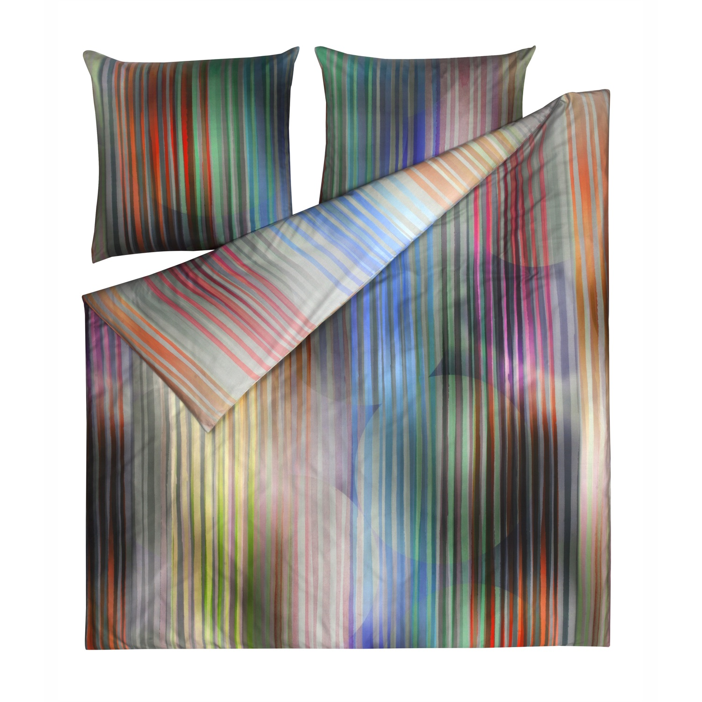 Estella Bettwäsche Ombre 4718 985 Multicolor Mako Satin