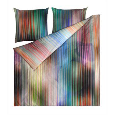 Estella Bettwäsche Ombre 4718 985 Multicolor Mako-Satin – Bild 2