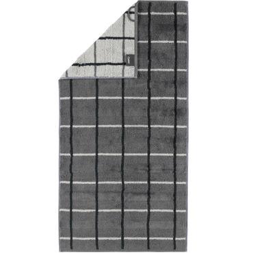 Cawö Handtücher Noblesse Square 1079 77 Anthrazit    – Bild 4