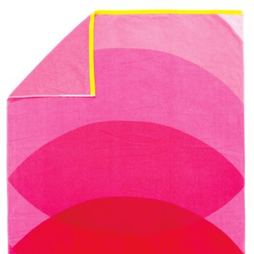 ESPRIT Strandlaken Cira Pink 100x180 cm – Bild 2