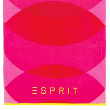 ESPRIT Strandlaken Cira Pink 100x180 cm – Bild 3