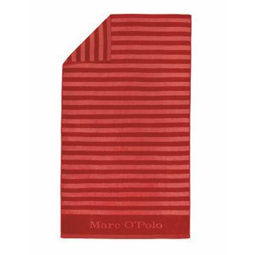 Marc O'Polo Strandlaken Saburo Rot 100x180 cm – Bild 1