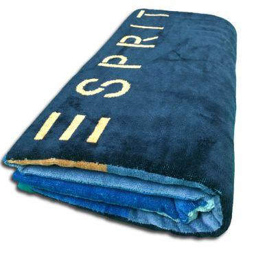 ESPRIT Strandlaken Lani Blau 100x180 cm – Bild 6