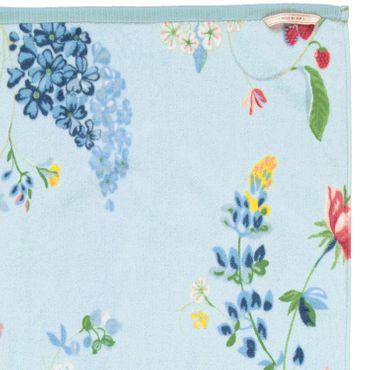 Pip Studio Duschtuch Hummingbirds Blau 70x140 cm – Bild 6