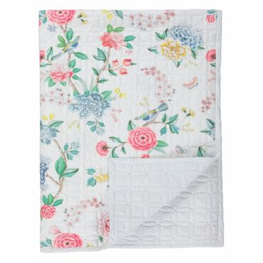 PiP Studio Tagesdecke Quilt Good Evening White – Bild 1