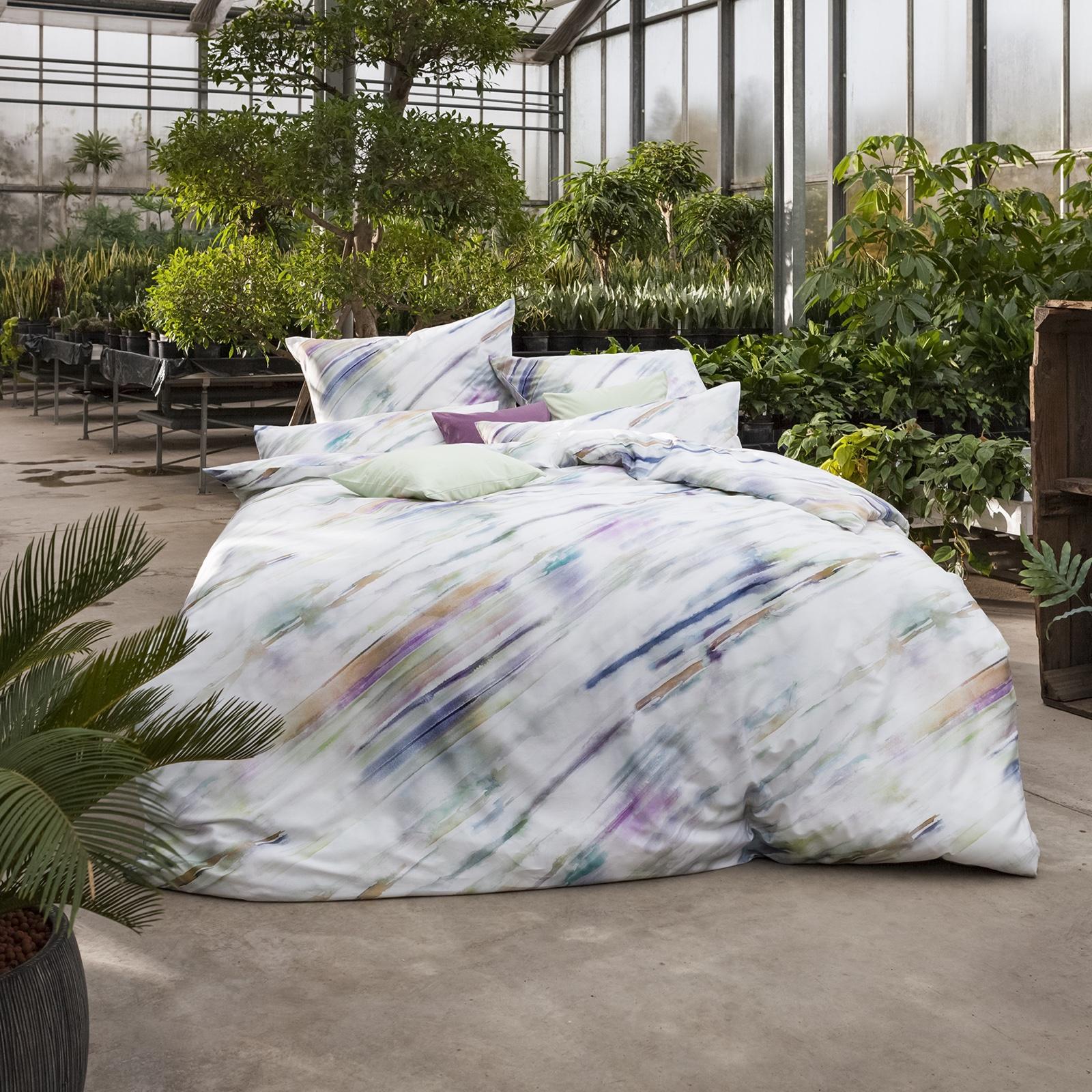 estella bettw sche watercolor 4726 985 multicolor mako satin. Black Bedroom Furniture Sets. Home Design Ideas