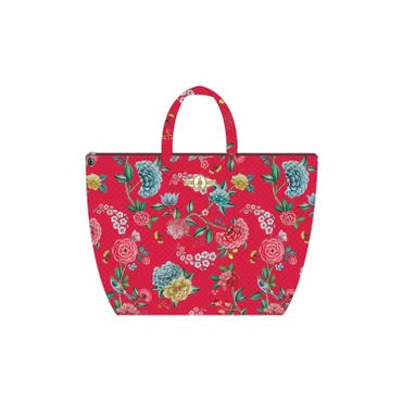 PiP Studio Beach Bag Good Night Red – Bild 1
