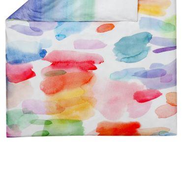 Estella Bettwäsche Splash 4407 985 Multicolor Kuschelflanell  – Bild 3
