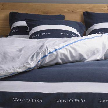 Marc O'Polo Bettwäsche Mala Blue enzymgewaschen – Bild 4