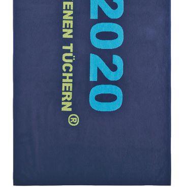 Egeria ABI 2020 Strandlaken Strandtuch Marine 75x180 cm – Bild 3