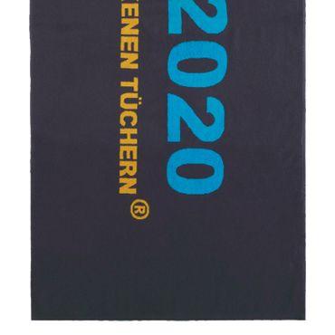Egeria ABI 2020 Strandlaken Strandtuch Anthrazit 75x180 cm – Bild 3