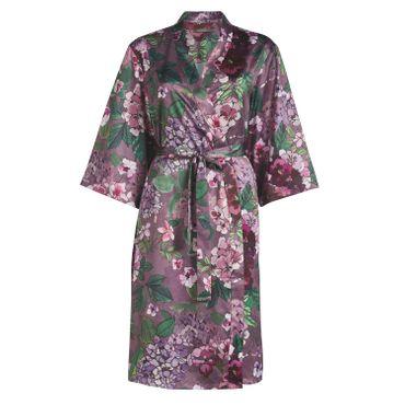 ESSENZA Kimono Morgenmantel Sarai Diana lila – Bild 1