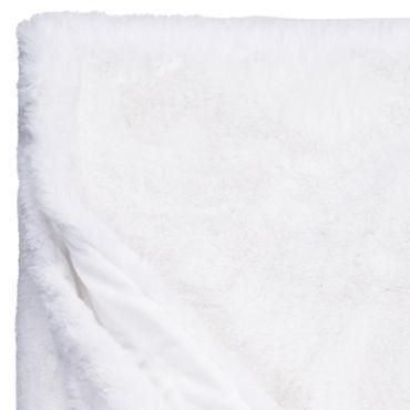 Winterhome Felldecke Guanaco White 140 x 200 cm – Bild 2